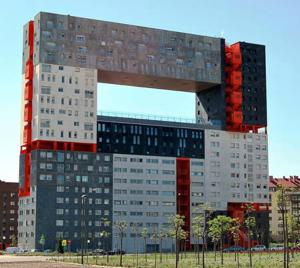 Edificio Mirador, Spain