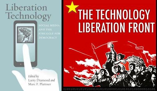 credits: Johns Hopkins University Press,  Techno Liberation Front