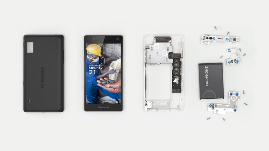 Fairphone2 - credit: Fairphone